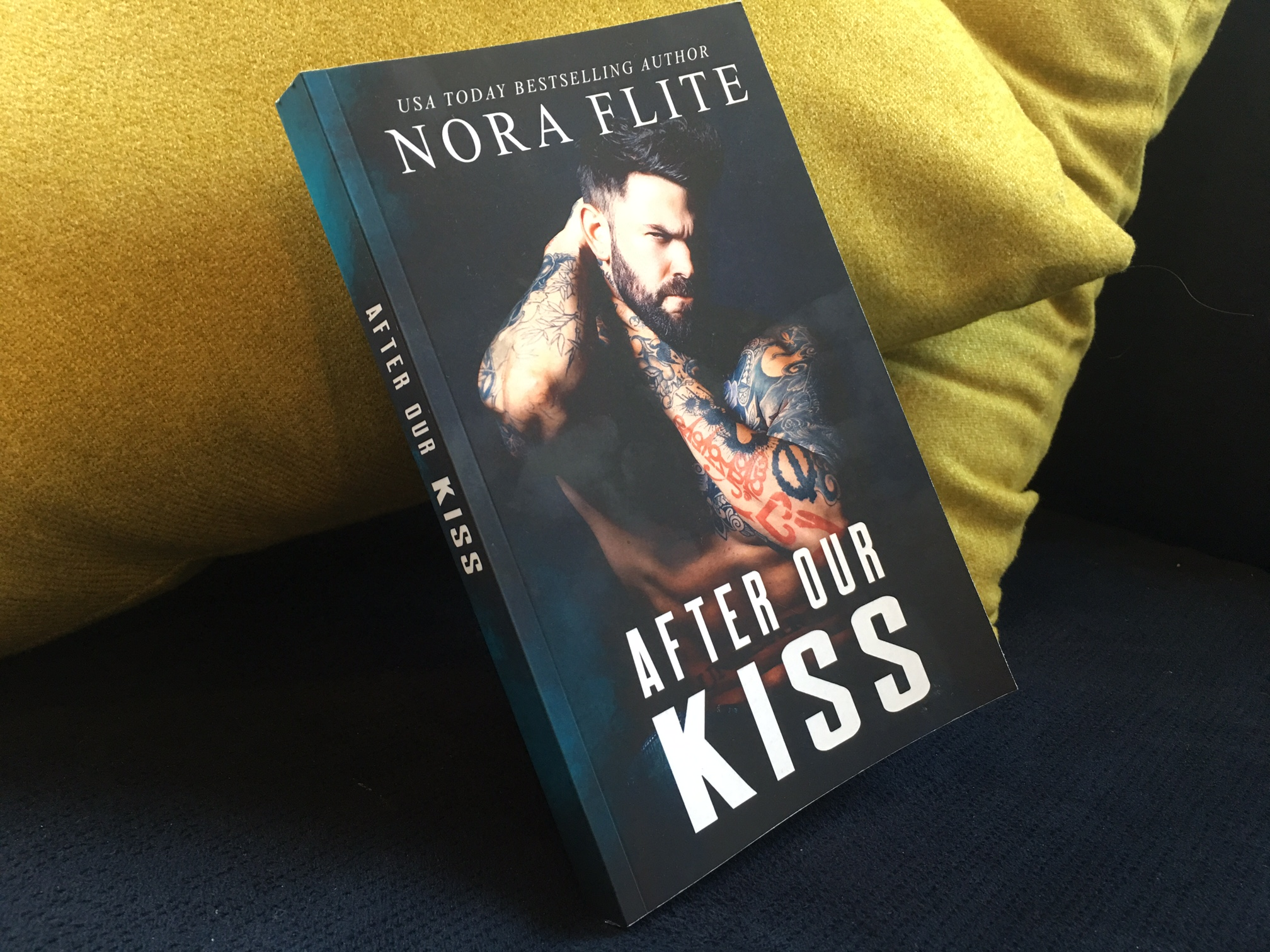 paperback book afterkiss